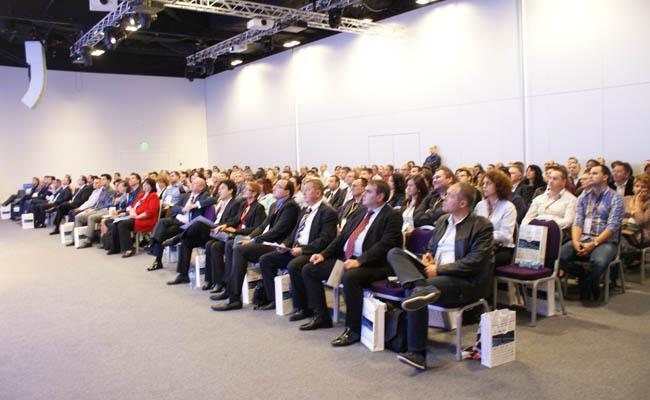 Логистичната бизнес конференция препълни залата