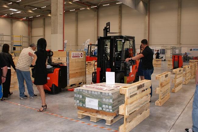 Регистрирайте се за ЛОГИСТИКА В ДЕЙСТВИЕ и MasterClass: Управление на склада и доставките
